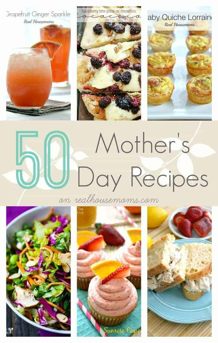 50 Mother's Day Recipes