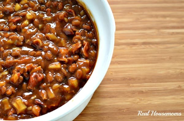 Aunt Patti's Baked Beans | Real Housemoms