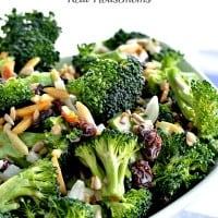 Broccoli Salad | Real Housemoms
