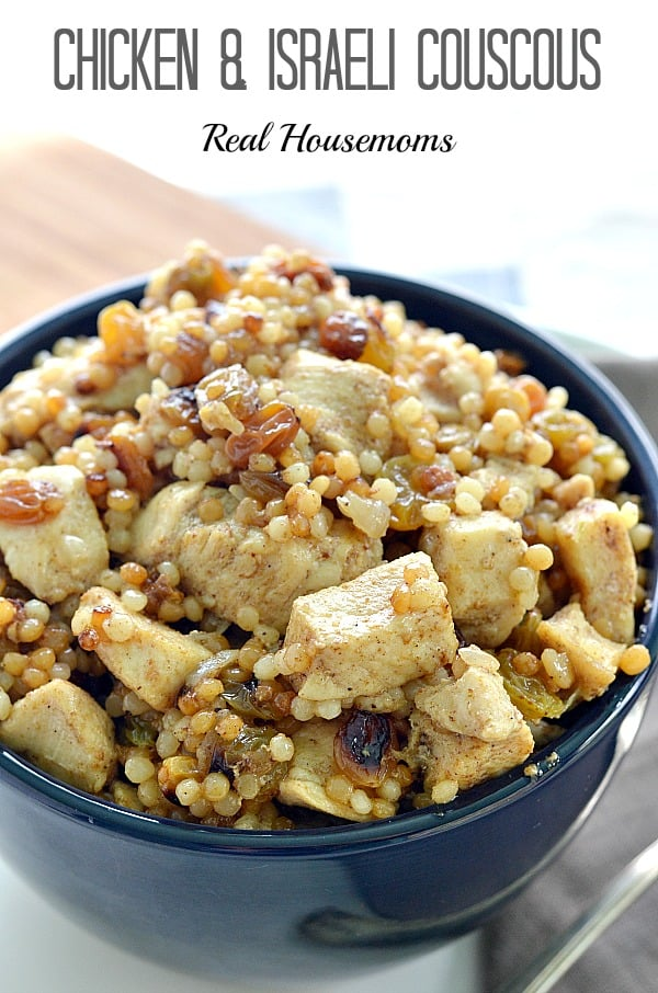 Chicken and israeli couscous real housemoms chicken and israeli couscous real housemoms forumfinder Images