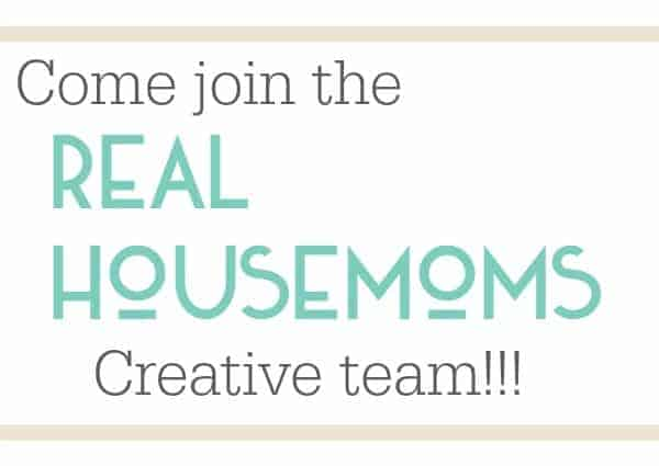 Real Housemoms is expanding and we're looking for amazing bloggers like you to help!