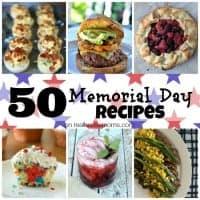 50 Memorial Day Recipes | Real Housemoms