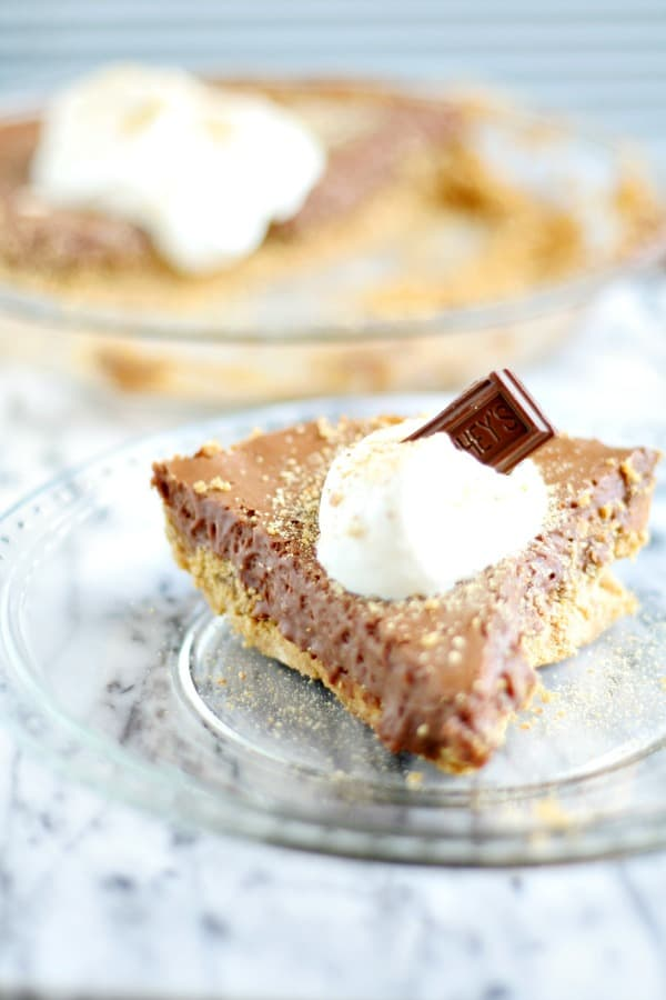 Grandmothers Chocolate Pie