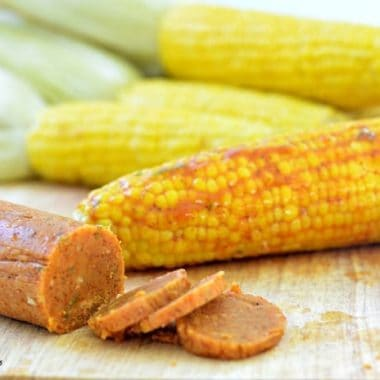 Grilled Corn with Honey Chili Lime Butter | Real Housemoms