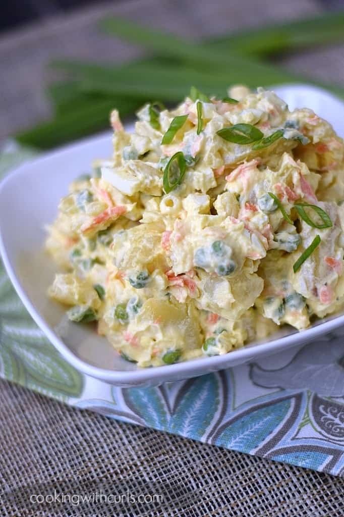 Hawiian Potato Salad