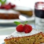 Simple Almond Cake | Real Housemoms