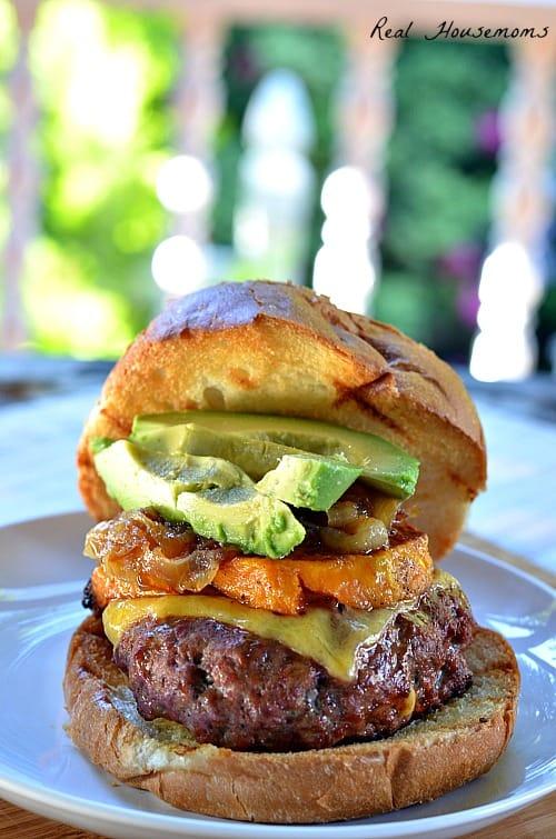 The ULTIMATE Burger | Real Housemoms