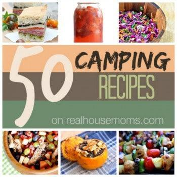 ~50 Camping Recipes SQUARE