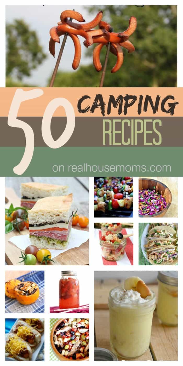 50 camping recipes real housemoms. Black Bedroom Furniture Sets. Home Design Ideas