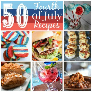 50 Fourth of July Recipes | Real Housemoms
