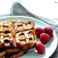 Cinnamon French Toast Waffles | Real Housemoms