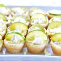 Key Lime Pie Cookie Cups | Real Housemoms