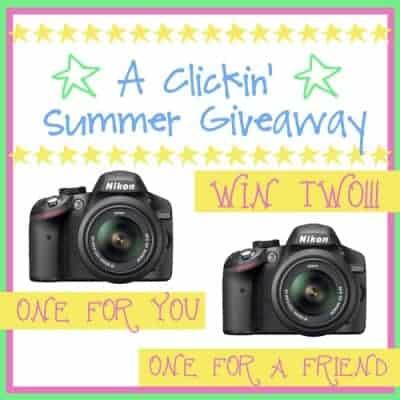Clickin' Summer Giveaway