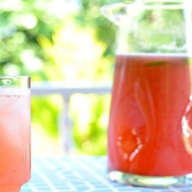 Raspberry Limeade | Real Housemoms