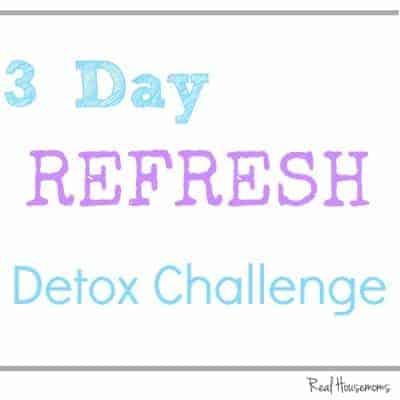 Three Day Refresh Detox