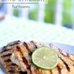 Grilled Honey Lime Chicken | Real Housemoms