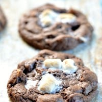 S'mores Cookies | Real Housemoms