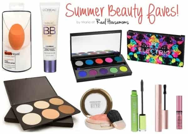 Summer Beauty Faves 1