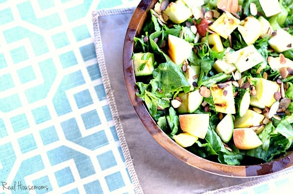 Summer Bounty Salad | Real Housemoms