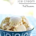 apple pie ice cream | Real Housemoms