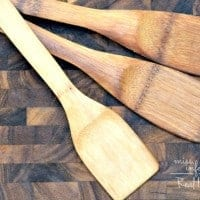 How to clean and condition your wood cutting board and utensils so they last for years
