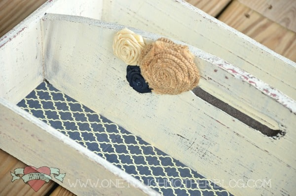 Vintage Tray Makeover  |  Sweet Tea & Saving Grace