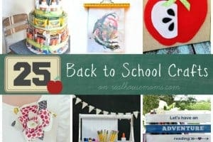 25 Back to School Crafts SQUARE