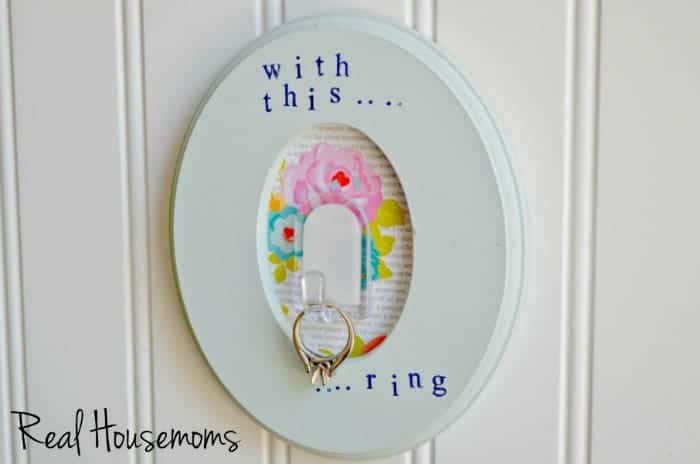 Engagement ring holder real housemoms do it yourself engagement ring holder real housemoms solutioingenieria Gallery