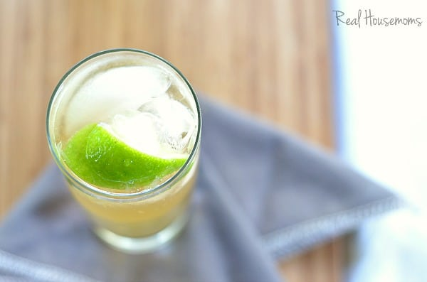 Dark and Stormy Cocktail | Real Housemoms