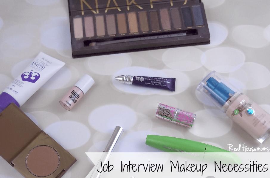 Job Interview Makeup Necessities ⋆ Real Housemoms