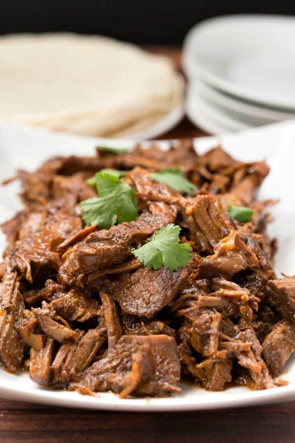 Sweet and Spicy Slow Cooker Pineapple Chipotle Beef