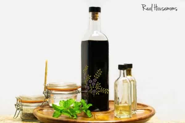 Decorated Decanter | Real Housemoms