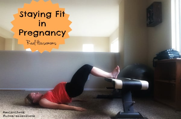 Staying Fit in Pregnancy, Part 1 | Real Housemoms