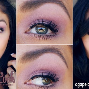 Get The Look | Soft Plum Smokey Eye
