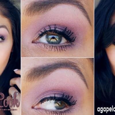 Get The Look | Soft Plum Smokey Eye