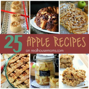 25 Apple Recipes SQUARE