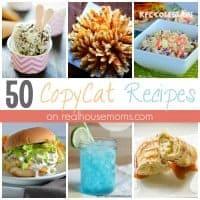 ~50 CopyCat Recipes FEAT