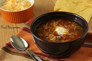 Featured Image Slow Cooker Three Bean Chili