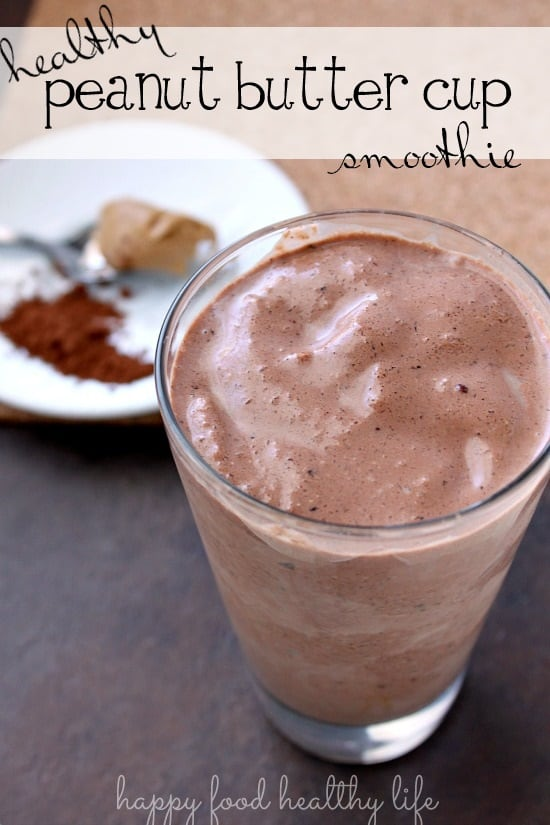 Healthy-Peanut-Butter-Cup-Smoothie