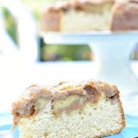 Spice Apple Coffee Cake | Real Housemoms
