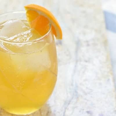Wicked Good Cider Cocktail