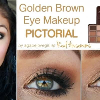 Chocolate Bar Palette Pictorial