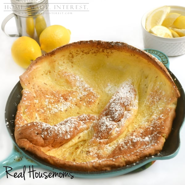Dutch Baby | Real Housemoms