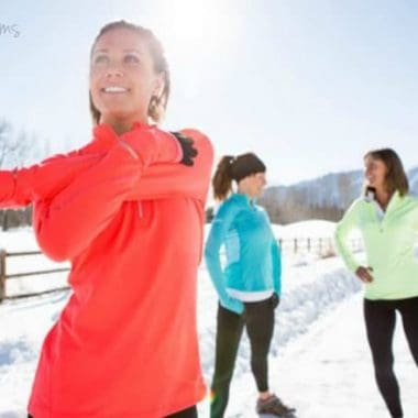 10 Ways to Stay Active When the Weather Gets Cold