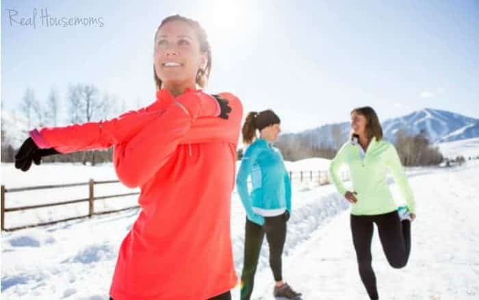 10 Ways to Stay Active When the Weather Gets Cold | Real Housemoms