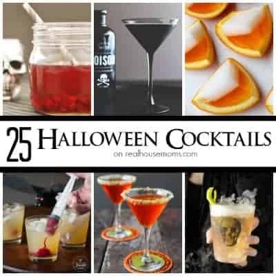25 Halloween Cocktails
