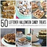 50 Leftover Halloween Candy Treats