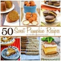 50 Sweet Pumpkin Recipes SQUARE