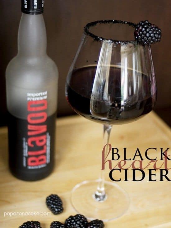 Black Heart Cider