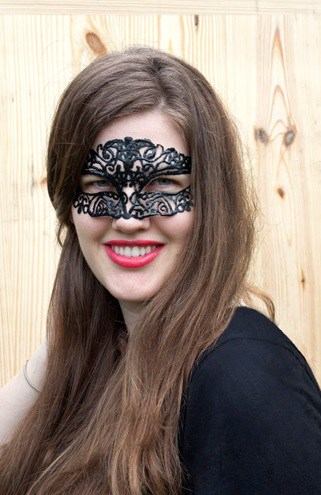 Chic DIY Masquerade Mask